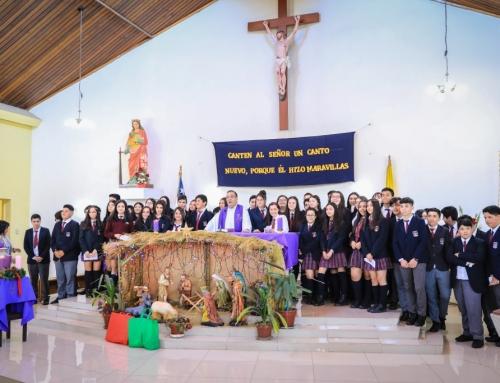 Liturgia 8 Octavos Años 2019